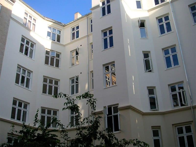 hvid ejendom