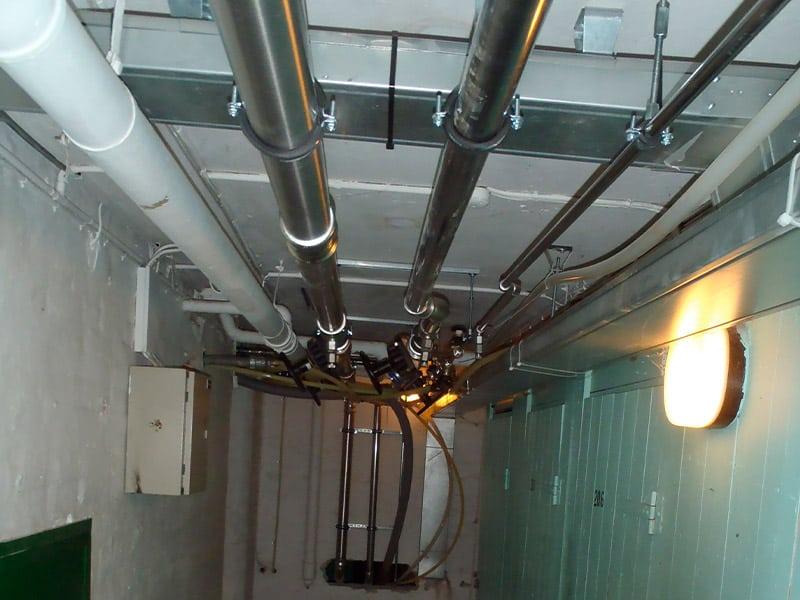 renovering af installationer