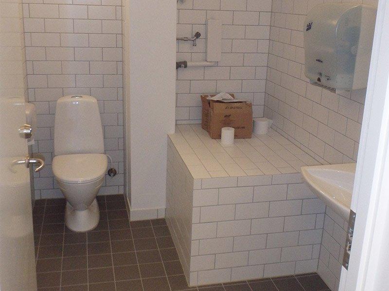 toilet hos klublouis