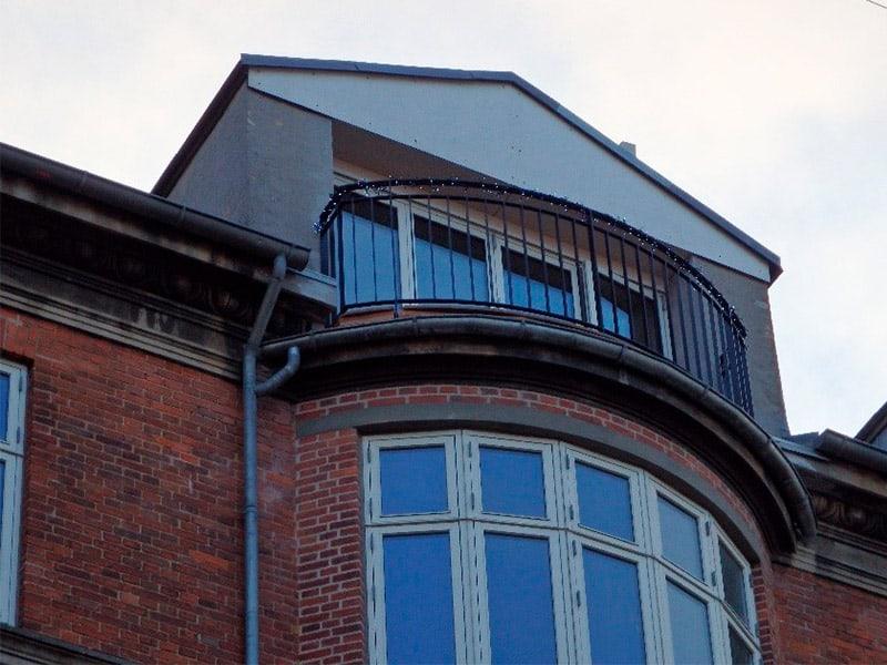 vinduer og altaner