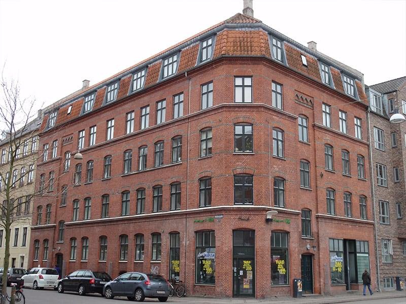 renovering på woltergade