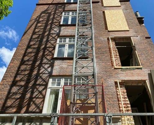 renovering af facade i københavn