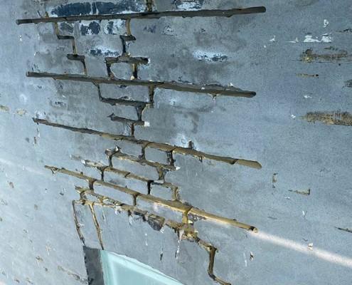 renovering af vinduer og facader