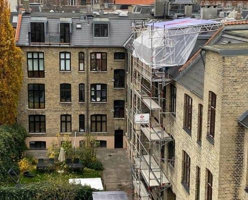 renovering af ejendom i københavn