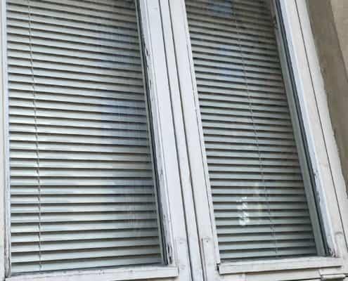 vinduesudskiftning